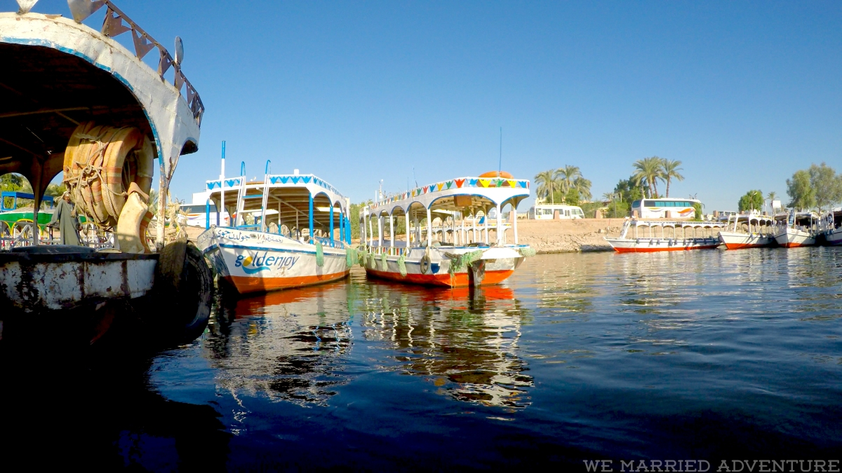Egyptian Adventure: The Nile, Forever New and Old